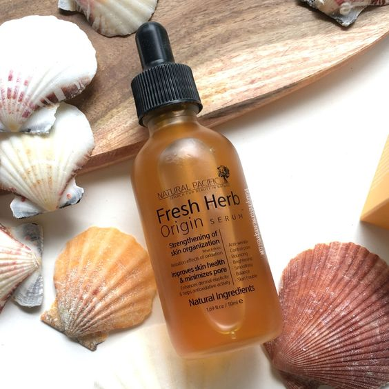 Nacific - Fresh Herb Origin Serum