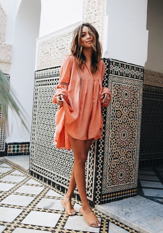 How to Style Breezy Dress This Summer