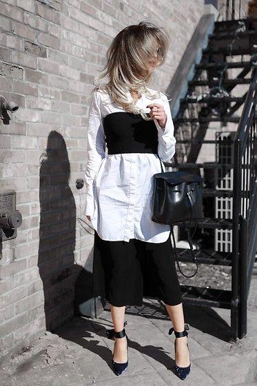 Mansur Gavriel Lady Bag Outfit