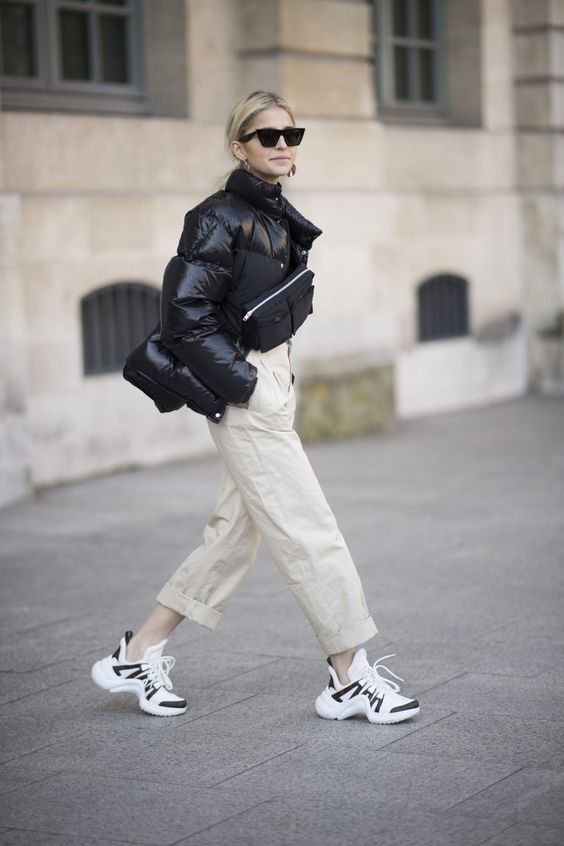 how to match sneakers with style