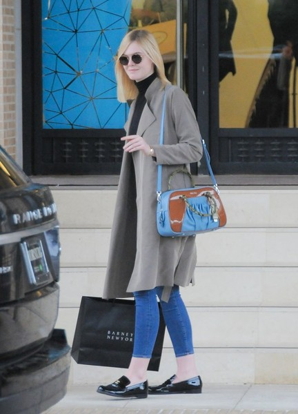 Casual Loafers And Wool Coat