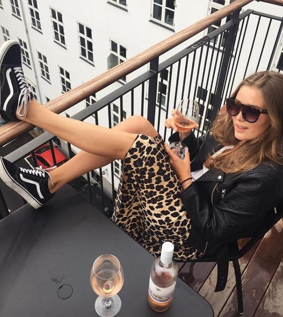 How to Style Animal Print Outfit This Fall