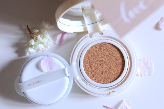 No Sebum Correcting Cushion SPF34 PA++