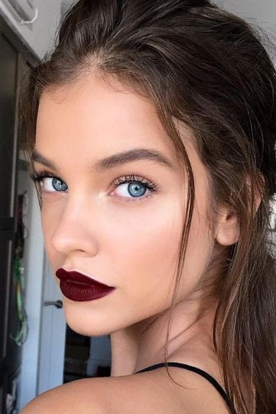 Red Wine Lipstick
