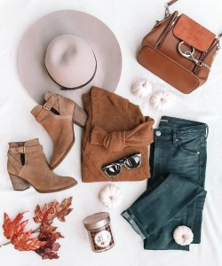 How To Style Outfit With Boots This Autumn