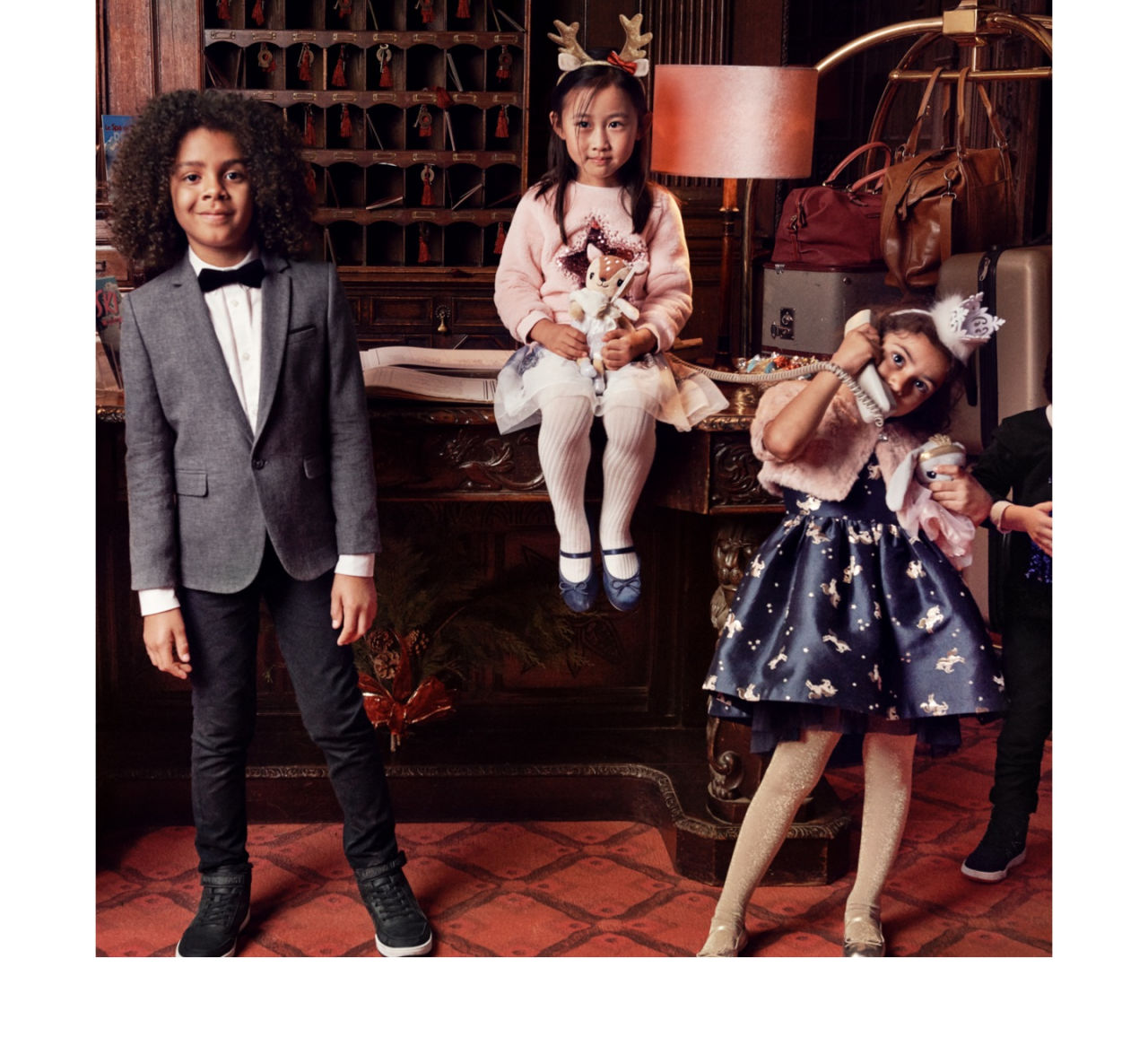 Kid's Holiday Style From H&M 2
