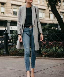 Office Outfit Ideas With Blazer