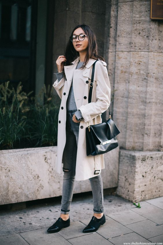 Trench Coat fall