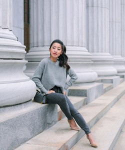 everlane cashmere sweater petite clothing review