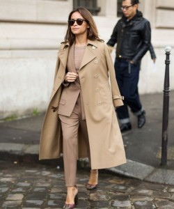 winter style ideas for work