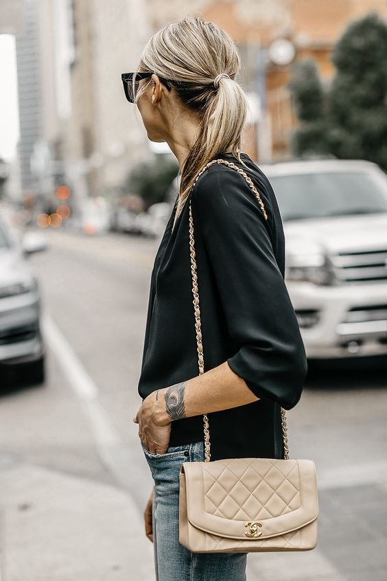 The Chicest Quilted Bags to Shop Right Now