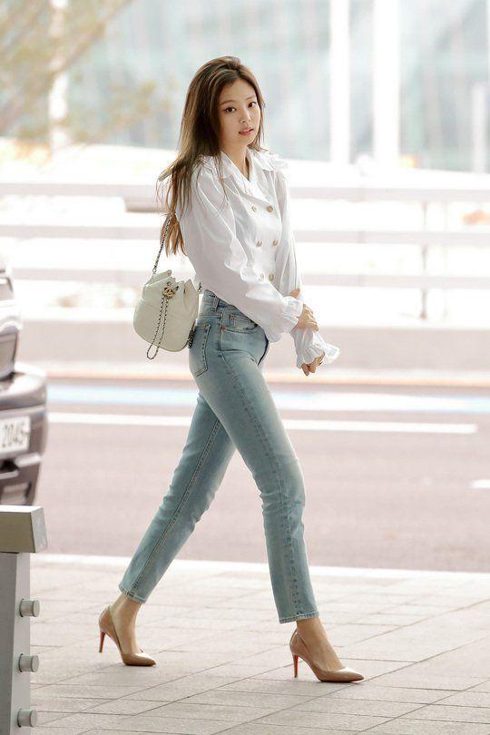 Jennie Fashion Jennie Outfit