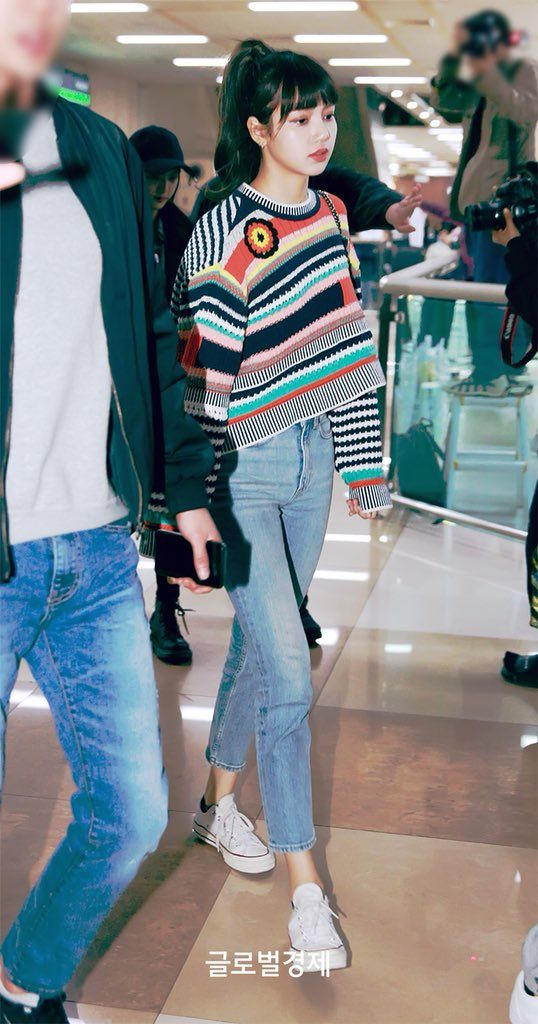 LISA PICTURES AT GMP AIRPORT