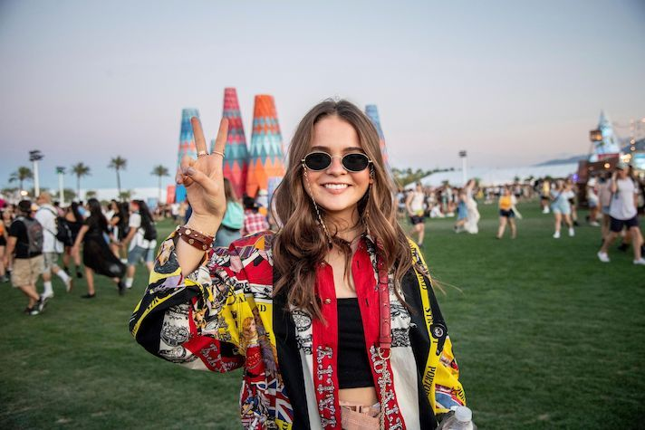 2019 Coachella Music And Arts Festival - Weekend 1 - Day 1, Indio, USA - 12 Apr 2019