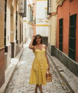 Walking in Seville