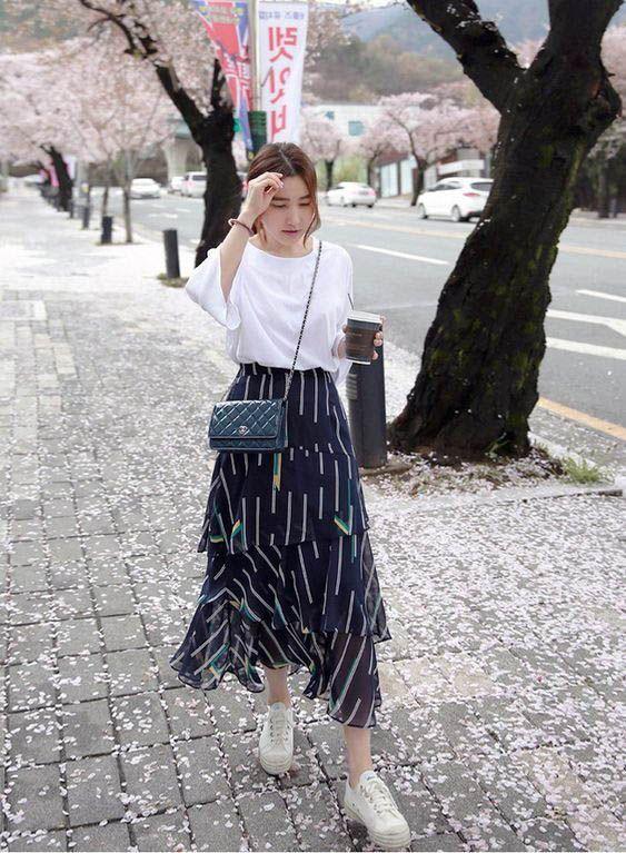 korean spring outfit