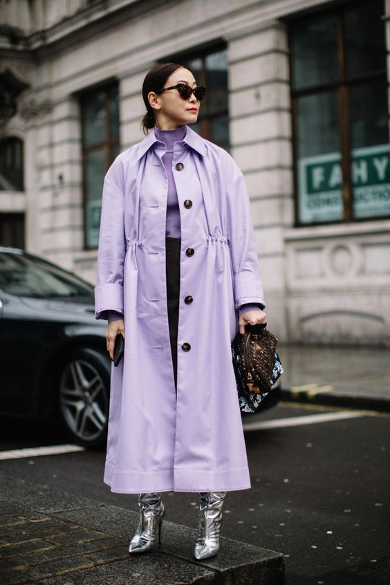 The Best Street Style At London Fashion