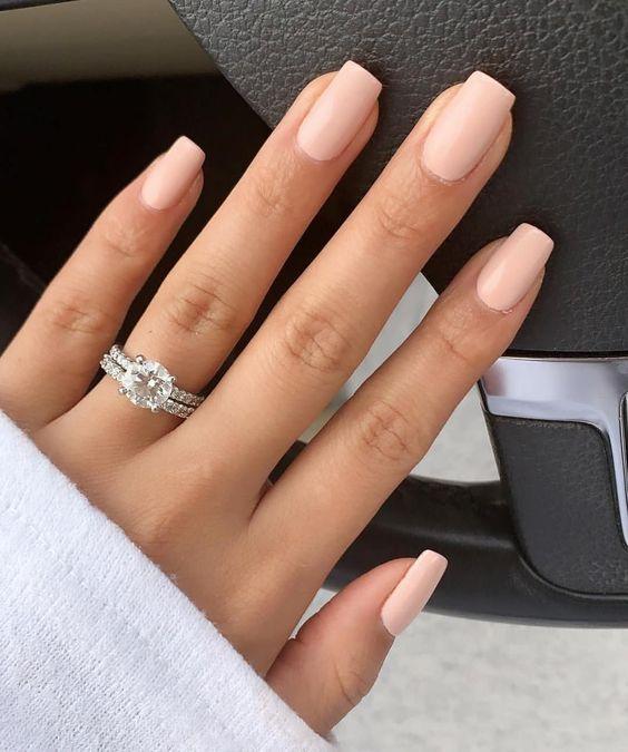 Beautiful wedding nail art ideas