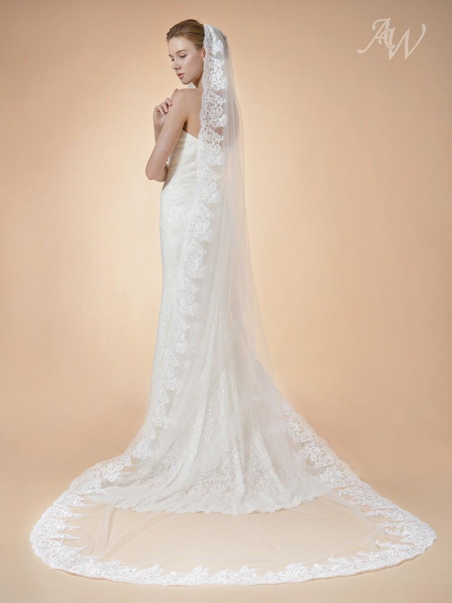 Merbok Cathedral Bridal Veil