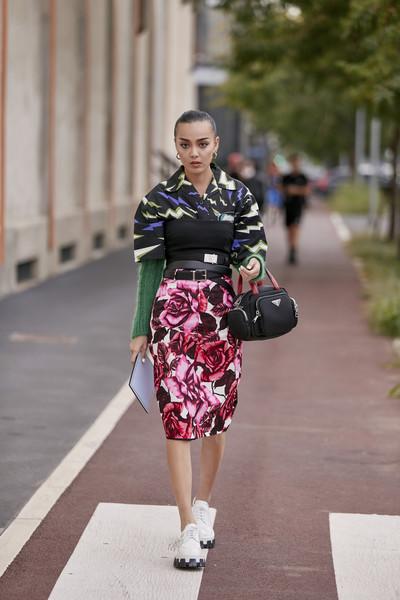 Milan Fashion Week ]