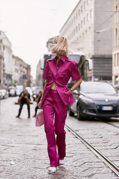 Milan Fashion Week Spring
