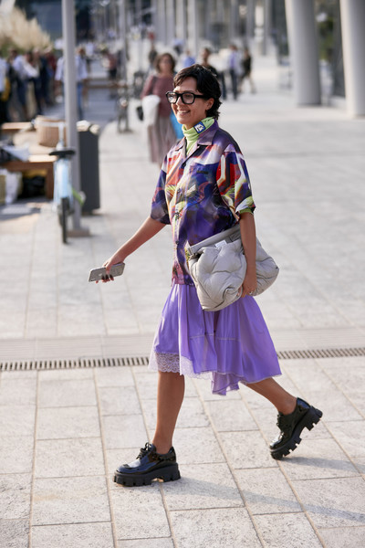 Best Attendees Street Looks From Milan Spring 2020
