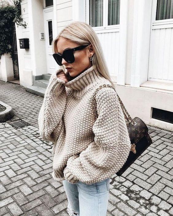 Trendy Sweaters