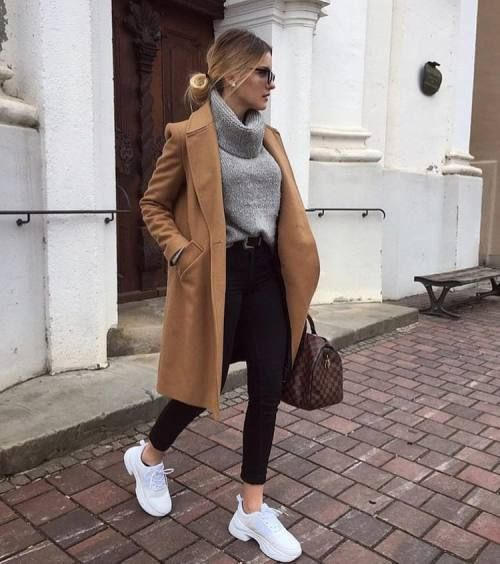 Turtleneck Look Ideas