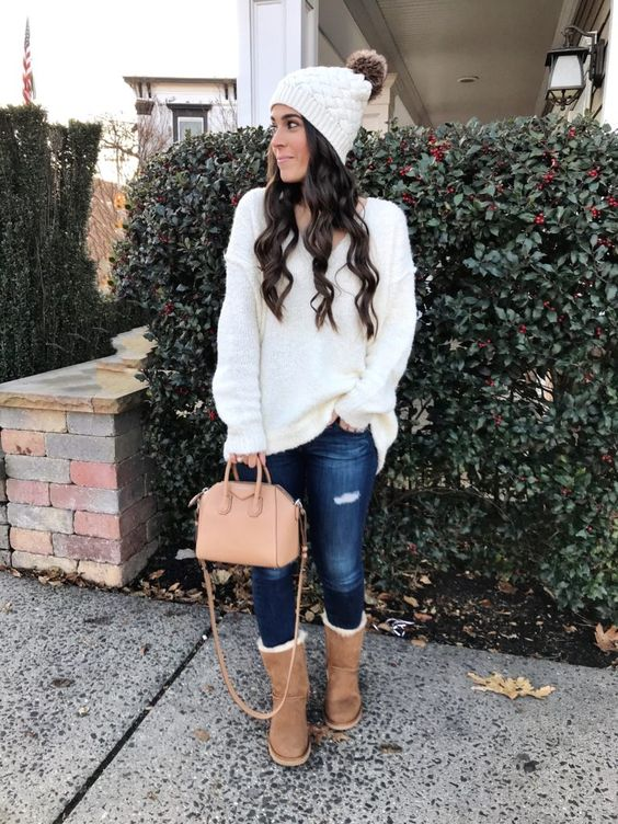 UGG Boots Outfit