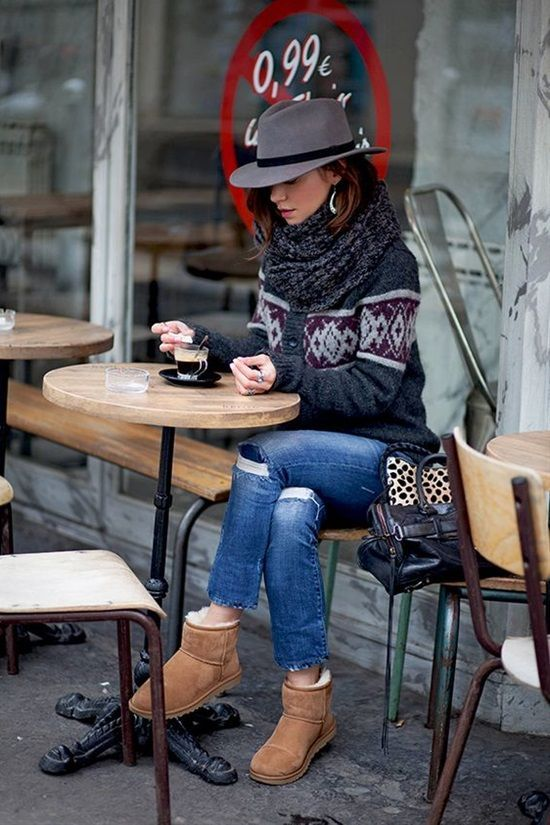 What to Wear With Ugg Boots