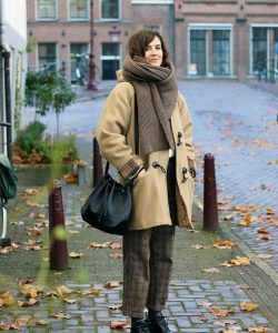 Winter Outfit Like Parisian