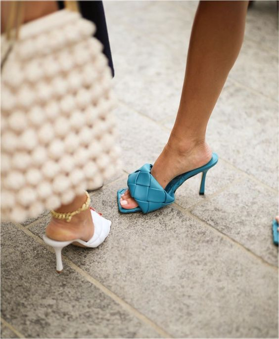 4 Spring Trend Sandals That You're Gonna See Everywhere