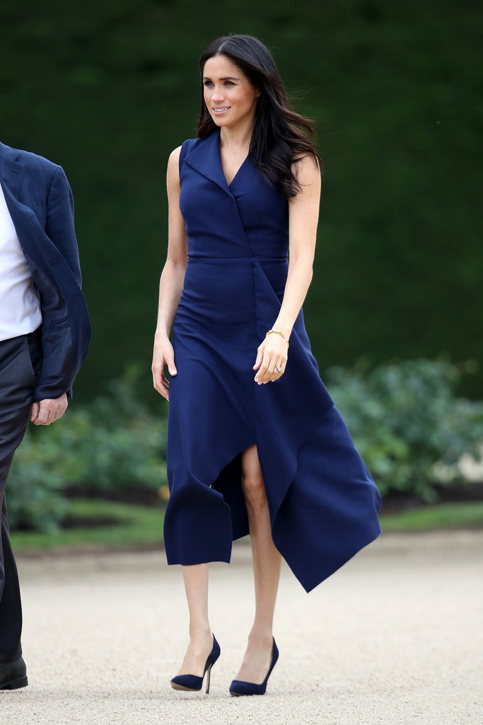 Meghan Markle's Wrap Dress