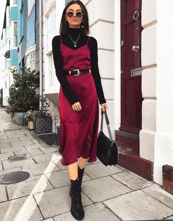 Stylish Outfit Ideas For Valentine's Day 2020
