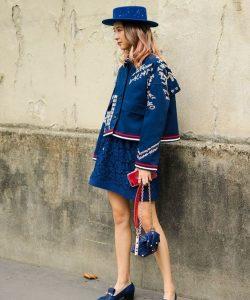 Style Outfit Ideas Pantone Color 2020: Classic Blue