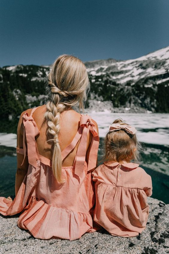 Mom and Daughter Style Ideas
