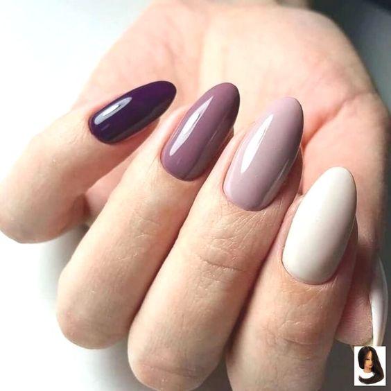 Pastels spring nail art