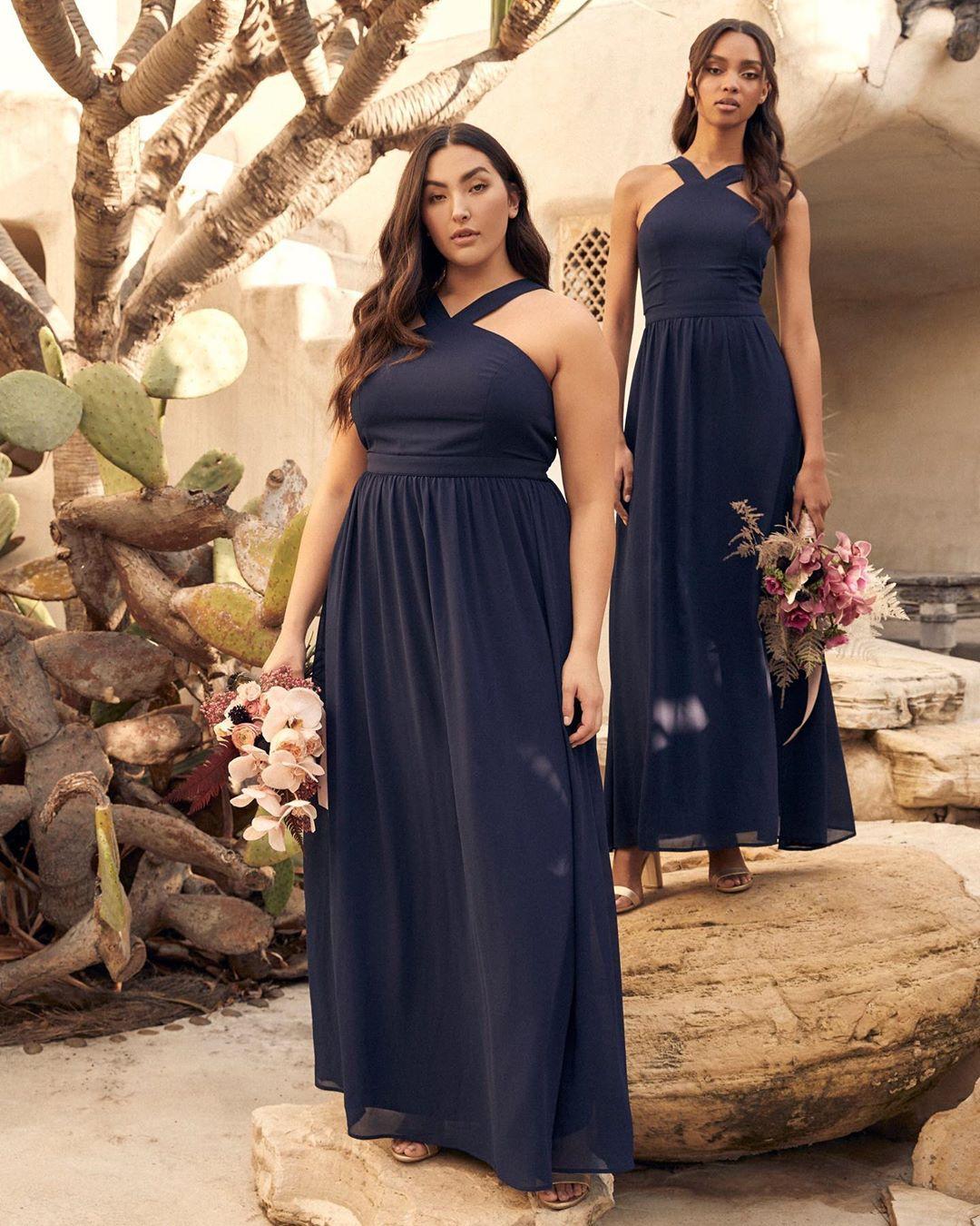 Romance Maxi dress