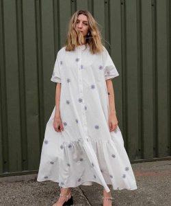 Statement White Dresses