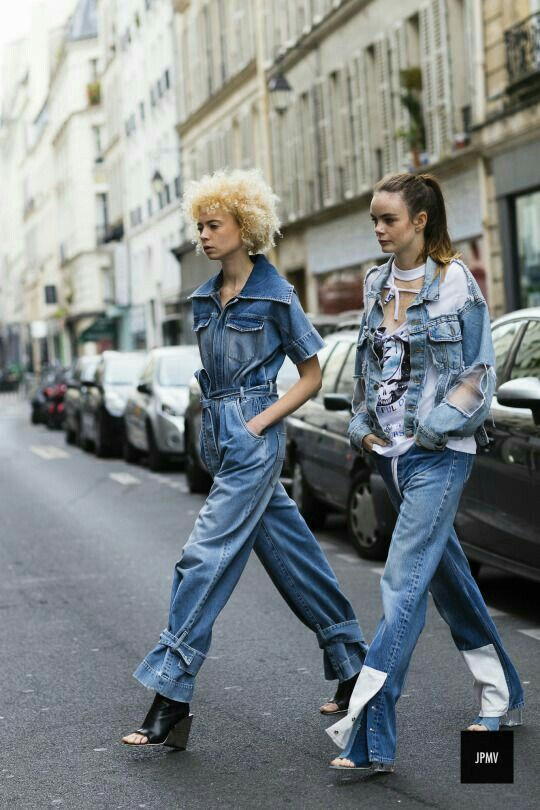 The Most Stylish Ways to Wear Jeans Outfit This Season