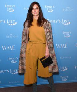 Minka Kelly Tweed Coat