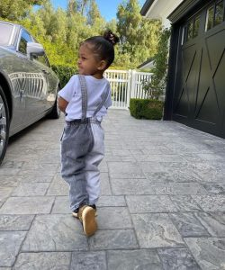 Stormi Webster Outfit