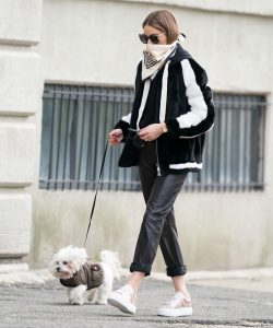 How to Style New Normal Inspired By Olivia Palermo