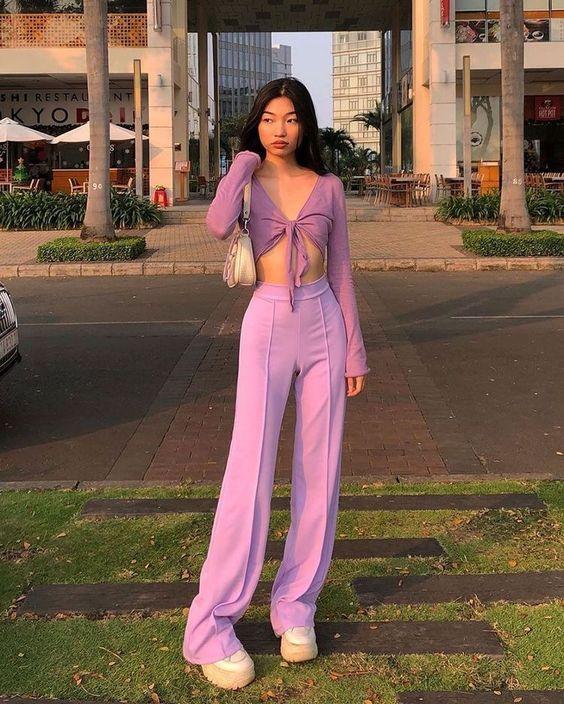 lilac color trend 2020