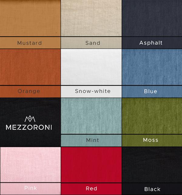 MEZO | Kimono Robe Linen Dress