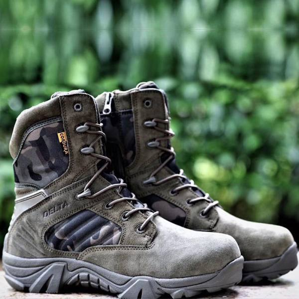 High-top Climbing Training Shoes Tactical Boots