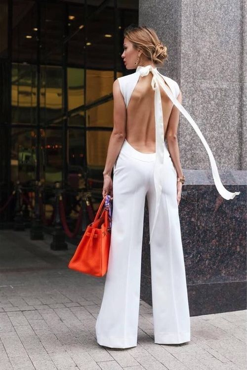 How to Style Backless Outfit Ideas Like Fashion Girls