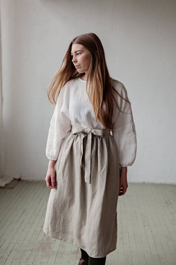 Trend Linen Skirt Style Ideas For Every Occasions