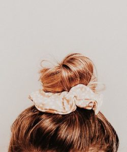 Trend Scrunchie Hairstyle Ideas You Can't Miss This Year