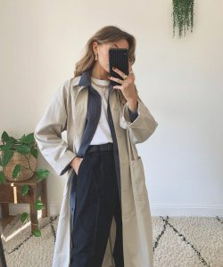 Trench Coat Style Ideas That You Should Try This Year